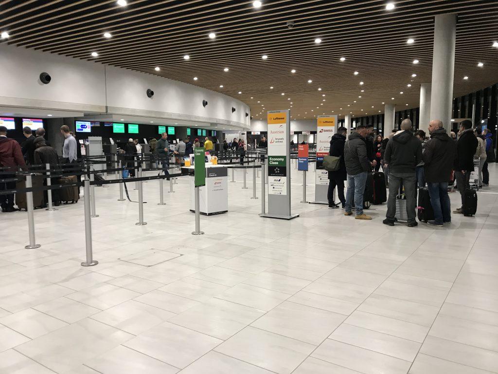 Aéroport Lyon Saint Exupéry